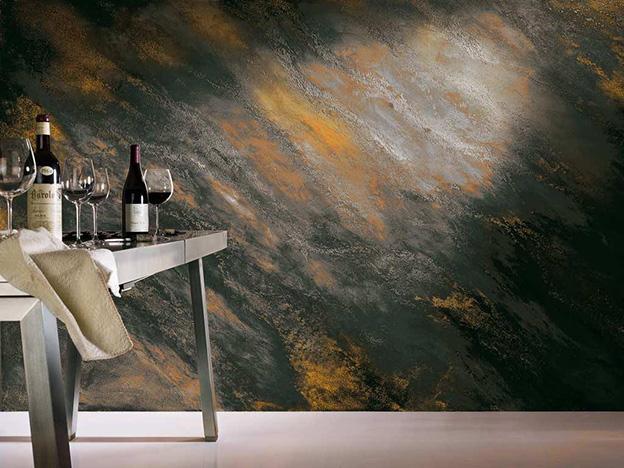 ISTINTO – лучшая фактурная штукатурка для декора стен в любом стиле
